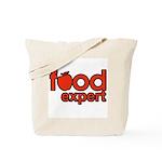 Food Expert Tote Bag