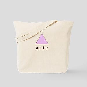Acutie Tote Bag