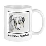Australian Shepherd 11 oz Ceramic Mug