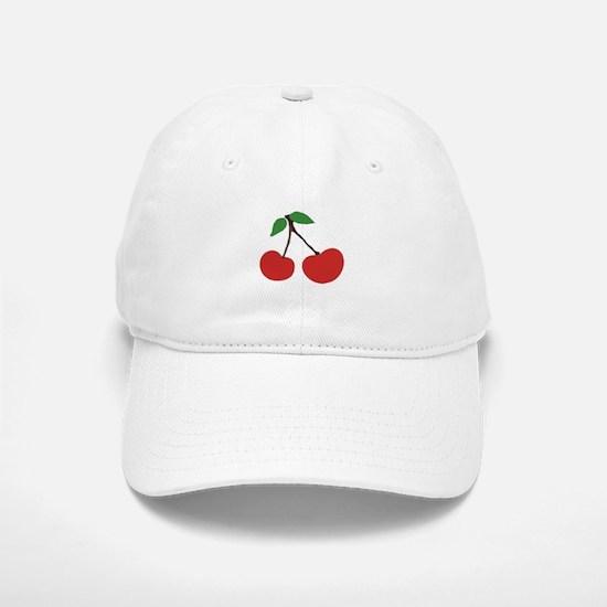 cherries (single) Baseball Baseball Cap