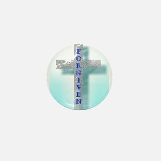 FORGIVEN Mini Button