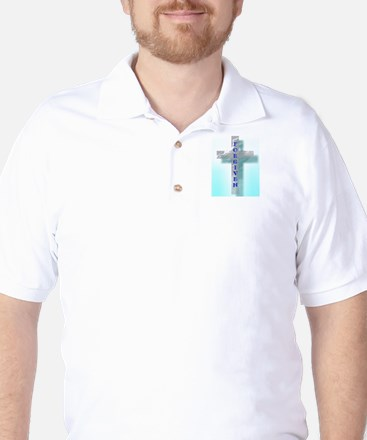 FORGIVEN Golf Shirt