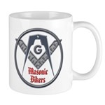 Masonic Bikers Circle Mug