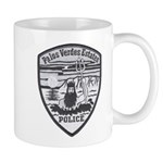 Palos Verdes Estates Police Mug