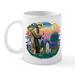 St. Fran #2/ German SH Pointer Mug
