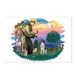 St. Fran #2/ German SH Pointer Postcards (Package
