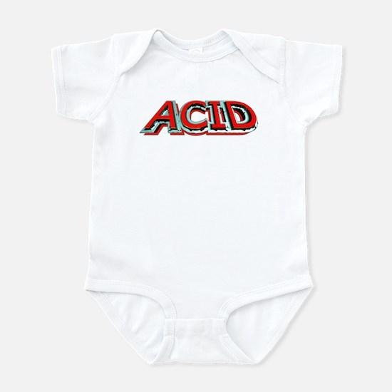 Acid 3D Infant Bodysuit