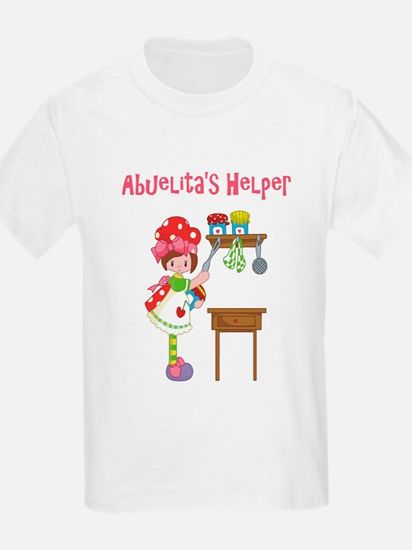 Abuelita's Helper in Kitchen T-Shirt