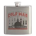 Cold War Veterans Submariner Flask
