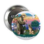 St. Fran #2/ German Shepherd (#2) 2.25