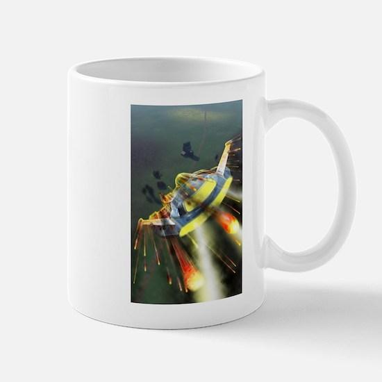 Star Crash Mug