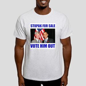CONGRESSMAN FOR SALE Light T-Shirt