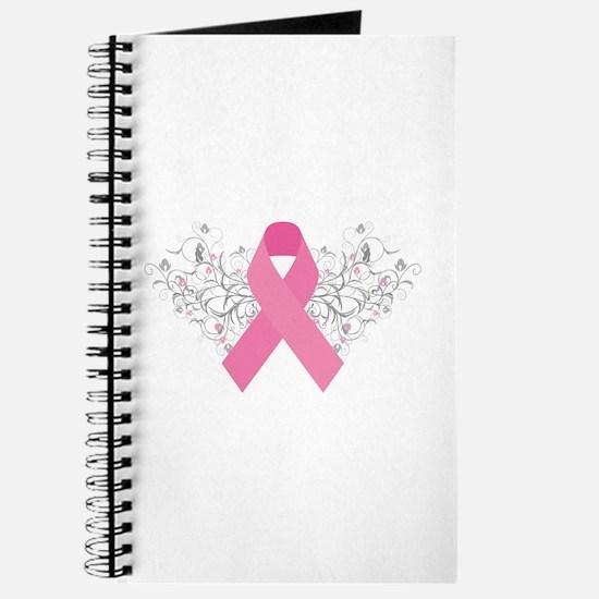 Pink Ribbon Design 3 Journal