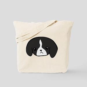 Bobble Beagle Tote Bag