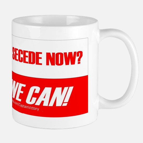 Can we secede now? (Mug)
