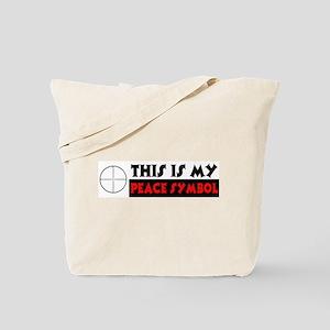 My Peace Symbol Tote Bag