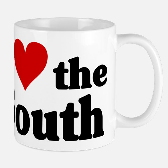 I Heart the South Mug