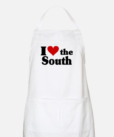 I Heart the South Apron