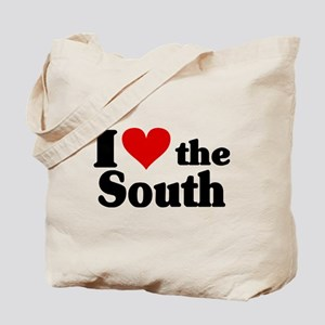 I Heart the South Tote Bag