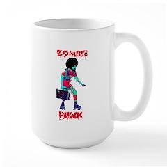 Zombie Funk Large Mug