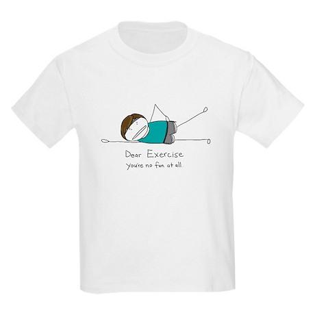 Exercise Kids Light T-Shirt