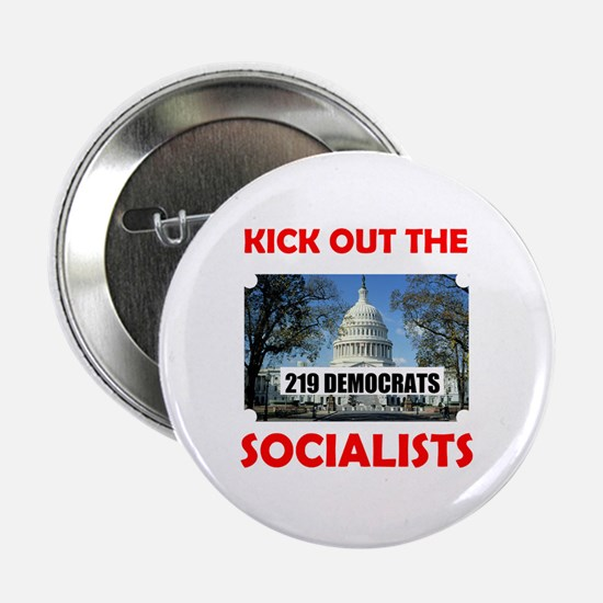 "SOCIALIST CONGRESS 2010 2.25"" Button"