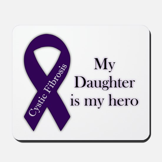 Daughter CF Hero Mousepad