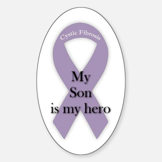 Son CF Hero Sticker (Oval)