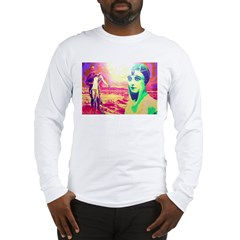 Its not what it looks like lo Long Sleeve T-Shirt