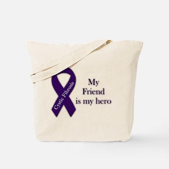 Friend CF Hero Tote Bag