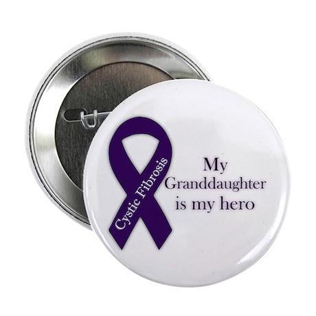 "Granddaughter CF Hero 2.25"" Button (10 pack)"