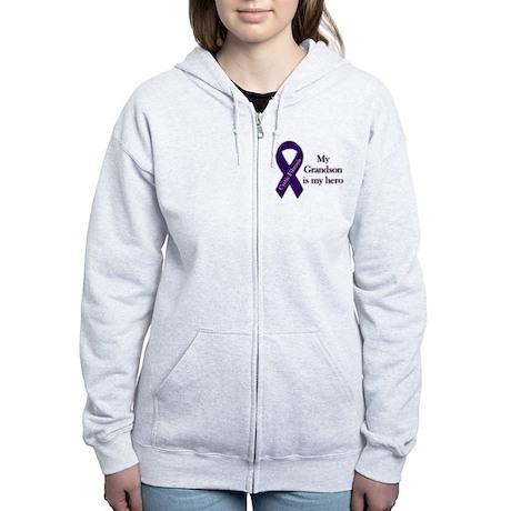 Grandson CF Hero Women's Zip Hoodie