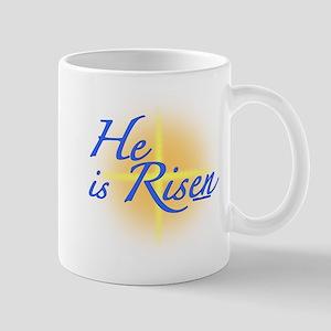 He is Risen Mug