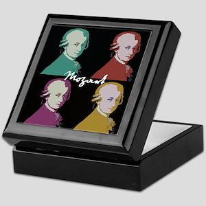 MOZART! Keepsake Box