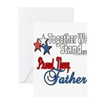 Navy Father Greeting Cards (Pk of 20)