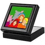 Fairy Tale Friends Keepsake Box