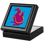 Three-Headed Dragon Keepsake Box