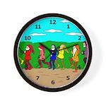 The Seven Dwarfs Wall Clock