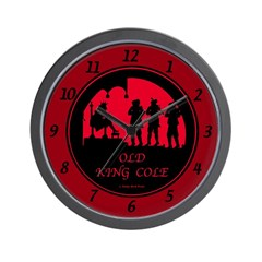 Old King Cole Wall Clock