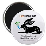"Live From Limbo - 2.25"" Magnet (10 pack)"