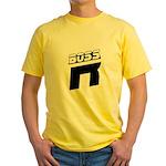 Plain Horse Yellow T-Shirt