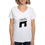 Plain Horse Women's V-Neck T-Shirt
