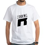 Plain Horse White T-Shirt