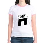 Plain Horse Jr. Ringer T-Shirt