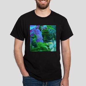 Buddhas & Orchids Dark T-Shirt