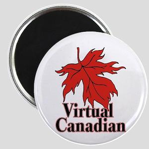 Virtual Canadian Magnet