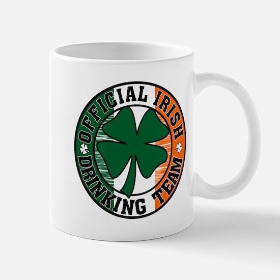 Cute Irish beer Mug
