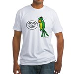 Tommy - Stop Staring Fitted T-Shirt