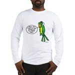 Tommy - Stop Staring Long Sleeve T-Shirt