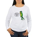 Tommy - Stop Staring Women's Long Sleeve T-Shirt